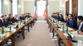 Hội đàm thúc đẩy hợp tác Việt Nam - Cộng hòa Séc: Cơ hội rộng mở cho lao động Việt Nam sang Cộng hòa Séc làm việc