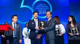 Vinamilk là đại diện duy nhất của Việt Nam trong TOP 50 ASIA300 – Bảng xếp hạng các doanh nghiệp quyền lực nhất Châu Á