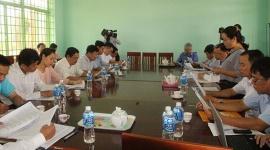 Huyện Bác Ái: Phát huy hiệu quả nguồn kinh phí tài trợ cho Chương trình giảm nghèo theo Nghị quyết 30a