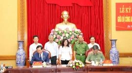Bộ Lao động – TBXH và Bộ Công an kí kết quy chế phối hợp công tác
