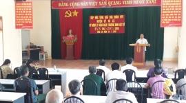 """Huyện Thuận Châu: Phát huy truyền thống đạo lý """"Uống nước nhớ nguồn"""""""