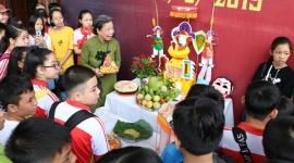 Khám phá đồ chơi và mâm cỗ truyền thống tại Bảo tàng Dân tộc học Việt Nam