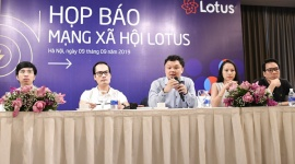 """Mạng xã hội """"Made in Việt Nam"""" - Lotus: Lấy nội dung làm trọng tâm, phát huy tối đa sức sáng tạo của mỗi cá nhân"""