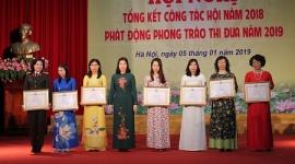 Hội LHPN Hà Nội: Công tác giám sát ở các cấp hội được triển khai có hiệu quả