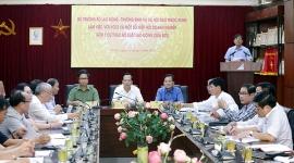 Bộ trưởng Đào Ngọc Dung làm việc với VCCI và các Hiệp hội doanh nghiệp về Dự thảo Bộ luật Lao động (sửa đổi)