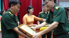 Ông Phạm Văn Long đoạt giải nhất hội thi Chủ tịch Công đoàn cơ sở giỏi Xí nghiệp liên hợp Z751