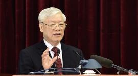 Khai mạc Hội nghị Trung ương lần thứ 11 Ban Chấp hành Trung ương Đảng khóa XII