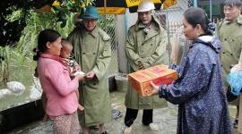 Cần làm gì để nâng cao hiệu quả trợ giúp của công tác xã hội khi thiên tai, biến đổi khí hậu
