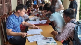 Trung tâm Dịch vụ việc làm Ninh Bình: Nơi gửi gắm niềm tin của người lao động