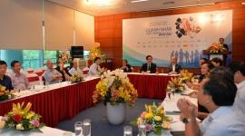 Doanh nhân Việt Nam đồng hành cùng Dân tộc