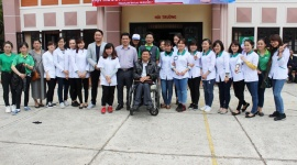 Lâm Đồng: Đẩy mạnh các hoạt động chăm sóc người khuyết tật