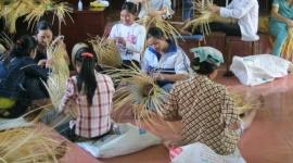 """Hải Hậu: liên kết """"3 nhà"""" trong đào tạo nghề cho lao động nông thôn"""