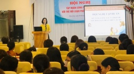 Tập huấn công tác xã hội với trẻ rối loạn phát triển, tự kỷ tại Trung tâm Công tác xã hội thành phố Hải Phòng