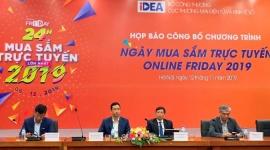 Ngày hội mua sắm trực tuyến Online Friday 2019: Nhiều giải pháp giúp doanh nghiệp tiệm cận với người tiêu dùng