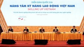Thủ tướng: Nhân lực tay nghề cao có vai trò đặc biệt thúc đẩy tăng trưởng GDP