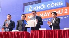 Sơn Hà Nội khởi công nhà máy sản xuất thứ 2 tại Hưng Yên, tạo thêm việc làm cho hàng trăm lao động