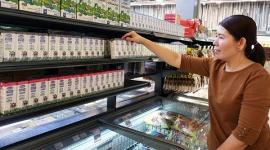 Sữa tươi ORGANIC của Vinamilk dành được cảm tình của người dân SINGAPORE