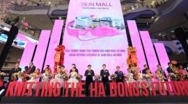 Khai trương Trung tâm thương mại AEON MALL Hà Đông lớn nhất Việt Nam