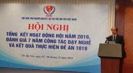 Hội Bảo trợ người khuyết tật và trẻ mồ côi Việt Nam tổng kết hoạt động năm 2019
