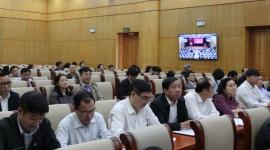 Đảng ủy Khối tổng kết công tác Tuyên giáo năm 2019