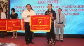 TP.HCM: Hội nghị tổng kết công tác giáo dục nghề nghiệp và việc làm - an toàn lao động năm 2019