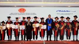 Hơn 700 sinh viên được cấp song bằng Việt - Úc