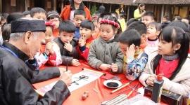 Vui Xuân Canh Tý: Sắc thái văn hóa Thái Bình