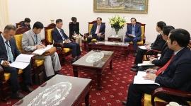 Bộ trưởng Đào Ngọc Dung: Hợp tác lao động - việc làm giữa Việt Nam và Hàn Quốc ngày càng toàn diện