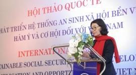 Phát triển hệ thống an sinh – Hàm ý và cơ hội đối với Việt Nam