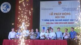 Quảng Trị tăng cường các giải pháp hỗ trợ học sinh, sinh viên khởi nghiệp