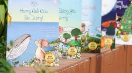 Bộ sách dạy con trở thành đứa trẻ có trái tim ấm áp