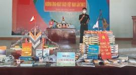 Trung đoàn 88, Sư đoàn 302 hưởng ứng ngày Sách Việt Nam lần thứ 7