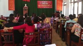 Hiệu quả từ mô hình thí điếm về công tác tư vấn, hỗ trợ bình đẳng giới ở Đắk Lắk