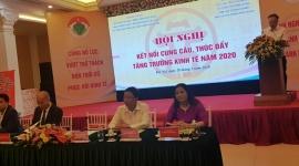 Hà Nội: Đẩy mạnh hoạt động kết nối cung cầu, kích thích tăng trưởng kinh tế