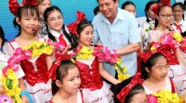 Bộ trưởng Đào Ngọc Dung: 'Bảo vệ trẻ em là trách nhiệm của cả cộng đồng...'