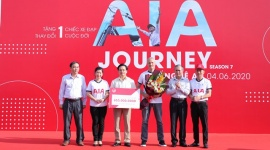 Lần thứ 7 Hành trình cuộc sống về với trẻ em có hoàn cảnh khó khăn tại Nghệ An