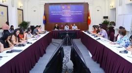 Xây dựng Tuyên bố ASEAN về Thúc đẩy công tác xã hội