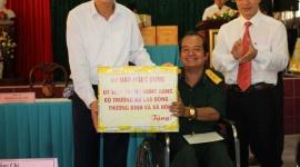 Trung tâm Điều dưỡng Long Đất: Luôn xác định được phục vụ người có công là một vinh dự lớn