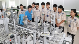 Mô hình đào tạo 9+ tạo sự chủ động tham gia thị trường lao động