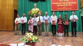 Lễ phát hành sách mẹ Việt Nam anh hùng tỉnh Thừa Thiên Huế