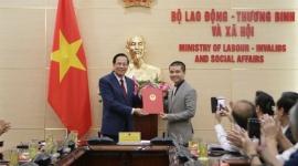 Báo điện tử Dân trí chính thức trực thuộc Bộ Lao động – Thương binh và Xã hội