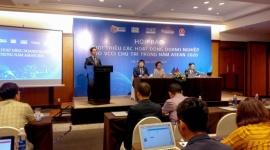 Chuỗi hoạt động doanh nghiệp đầy ý nghĩa do VCCI chủ trì trong Năm ASEAN 2020