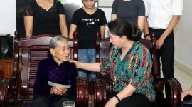 NA Chairwoman Nguyen Thi Kim Ngan honors war invalids, martyrs