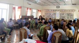 Quảng Ninh đẩy mạnh đào tạo, bồi dưỡng nghiệp vụ  cho đội ngũ cán bộ làm công tác cai nghiện ma túy các cấp