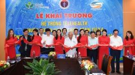 Bác sĩ Bệnh viện Nhi TW tư vấn, khám chữa bệnh từ xa cho bệnh nhi huyện đảo Cô Tô qua Viettel Telehealth