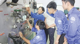 Phú Thọ nâng cao kỹ năng cho đội ngũ giáo viên giáo dục nghề nghiệp