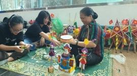 Bảo tàng Dân tộc học Việt Nam tôn vinh nghệ nhân làm đồ chơi