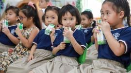 Bài 2: Sữa học đường đồng hành cùng học sinh Đã Nẵng sau giãn cách
