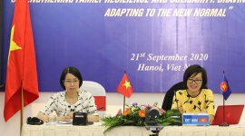 ASEAN forum on social welfare and development held