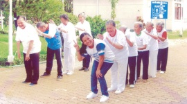 Cô gái đất Quảng, gần 20 năm gắn bó với công tác chăm lo người có công